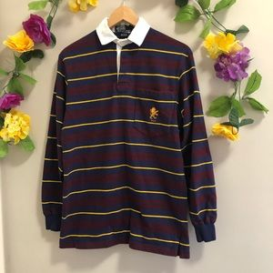 Ralph Lauren Polo Rugby Style Shirt / Top